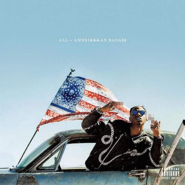 image cover album All-Amerikkkan Bada$$ de Joey Bada$$