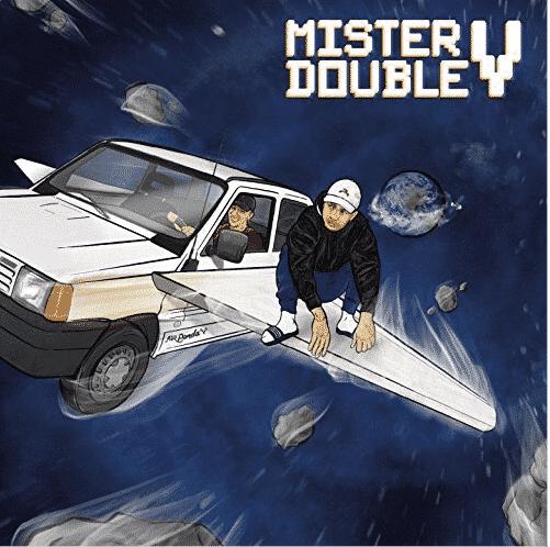 image cover album Mister Double V de Mister V