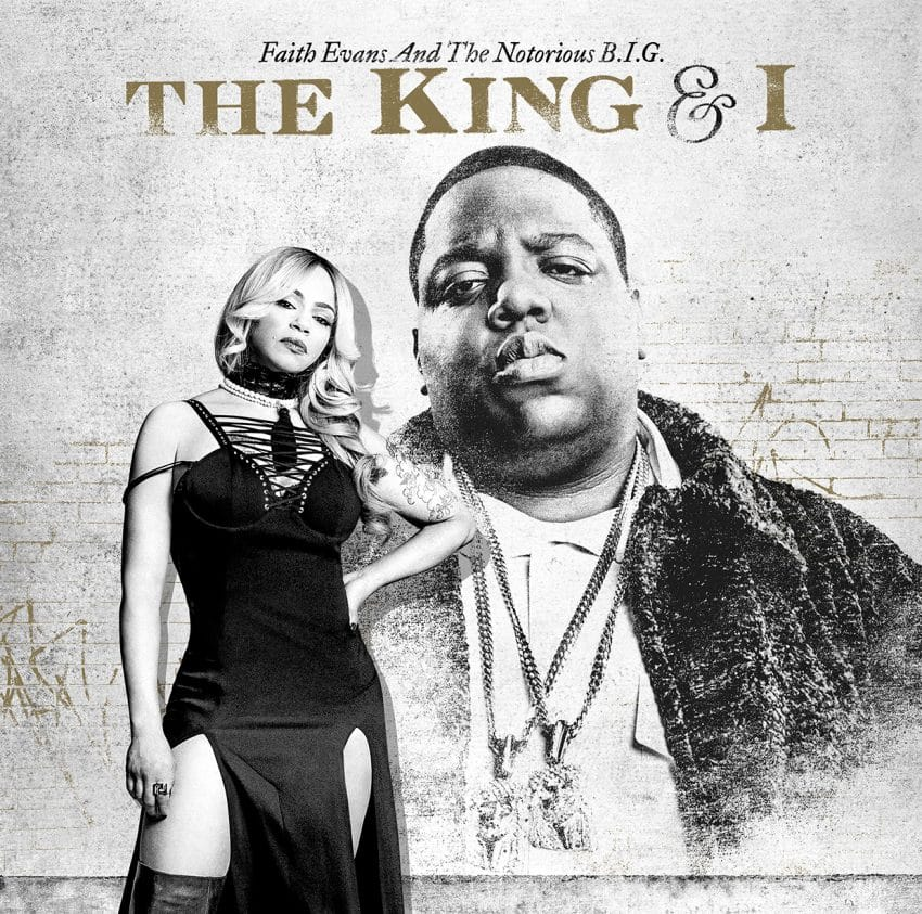 image cover album The King And I de Notorious B.I.G. & Faith Evans