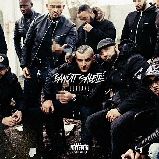 image cover sofiane bandit saleté album
