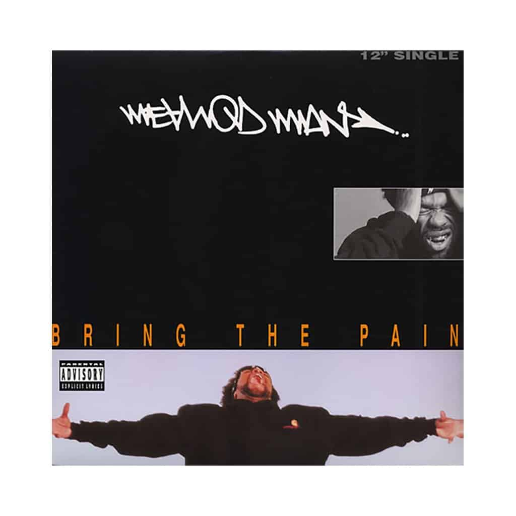image cover son Bring the Pain de Method Man