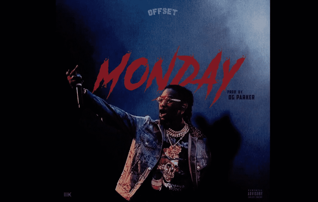 image cover son Monday de Offset