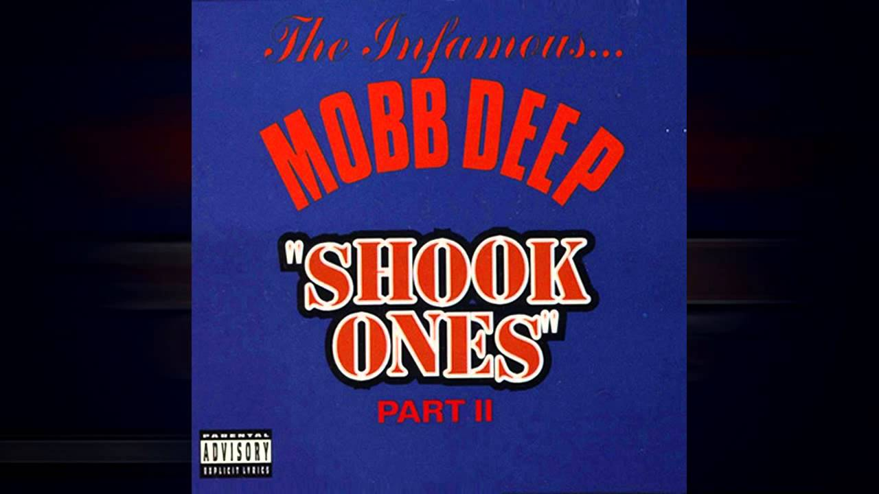 image cover son Shook Ones Part II de Mobb Deep