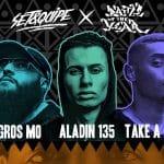 La crème du rap français en concert et danse improvisée le mercredi 3 mai à Montpellier