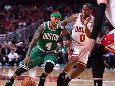 image isaiah thomas game 4 vs chicago 2017