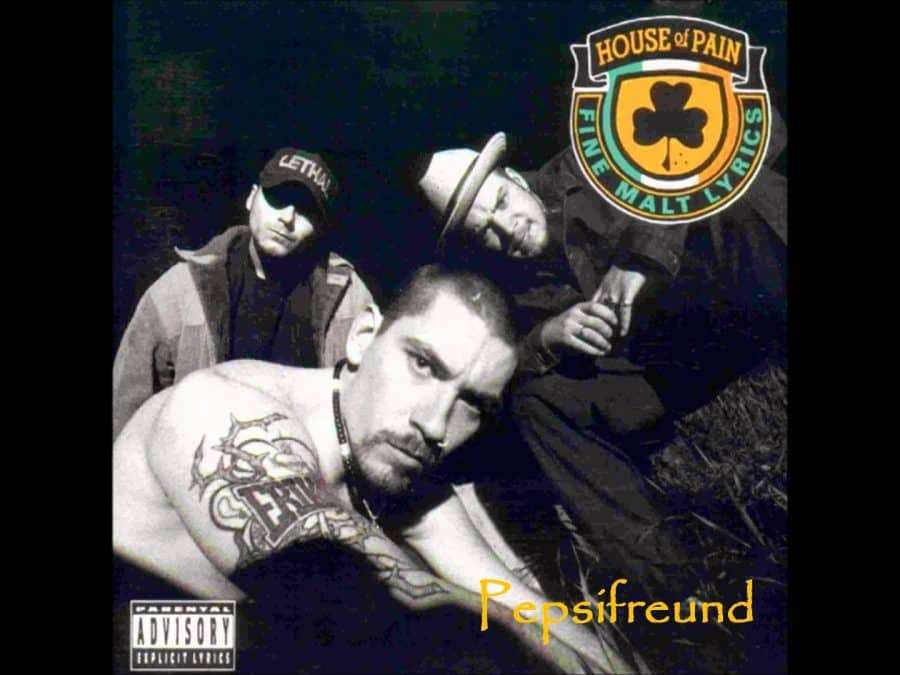 image jump around house of pain classique HHC