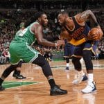 LeBron et les Cavs dominants à Boston, Westbrook et Curry sont chauds