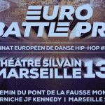 Participez pour gagner vos places à l'Euro Battle Pro 2017 !