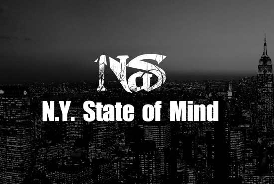 image logo NY State of Mind de Nas