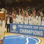 Nanterre vainqueur de la FIBA Europe Cup !