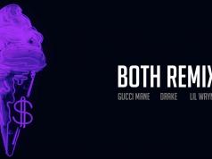 image remix son Both de Gucci Mane, Drake et Lil Wayne