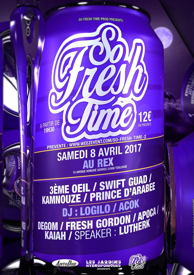 image so fresh time évènement avril 2017