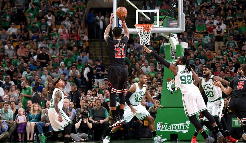 image jimmy butler bulls vs boston 17 Avril 17