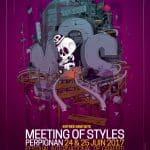 Tout sur le Meeting of Styles : le festival de Graffiti à Perpignan les 24 & 25 Juin