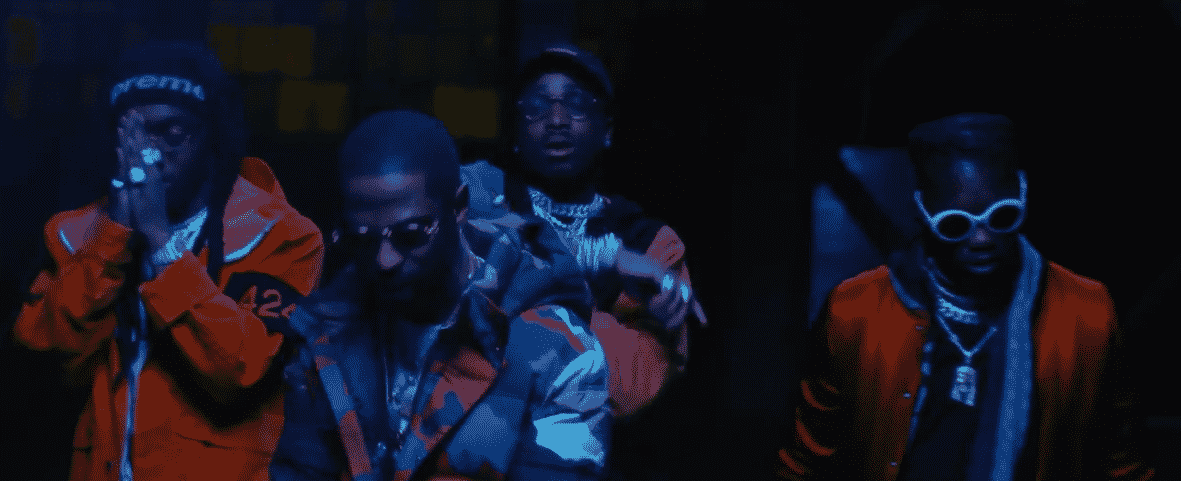 image Big Sean & Quavo, Offset et Takeoff du clip Sacrifices