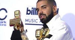 image Drake lors des Billboard Music Awards 2017