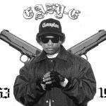 Eazy-E: l'histoire d'un rappeur au destin tragique