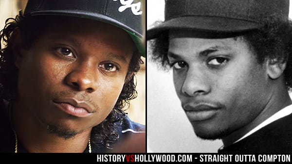image Jason Mitchell est Eazy E dans Straight Outta Compton