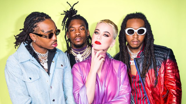 image Katy Perry & Migos article clip Bon Appétit