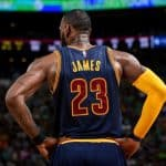 Les Highlights de la performance énorme de LeBron James au Game 1