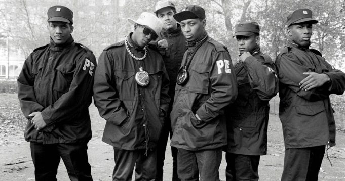 image Public Enemy article Retour vers le classique Fight The Power