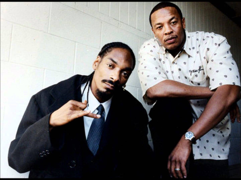 image Snoop Dogg et Dr Dre