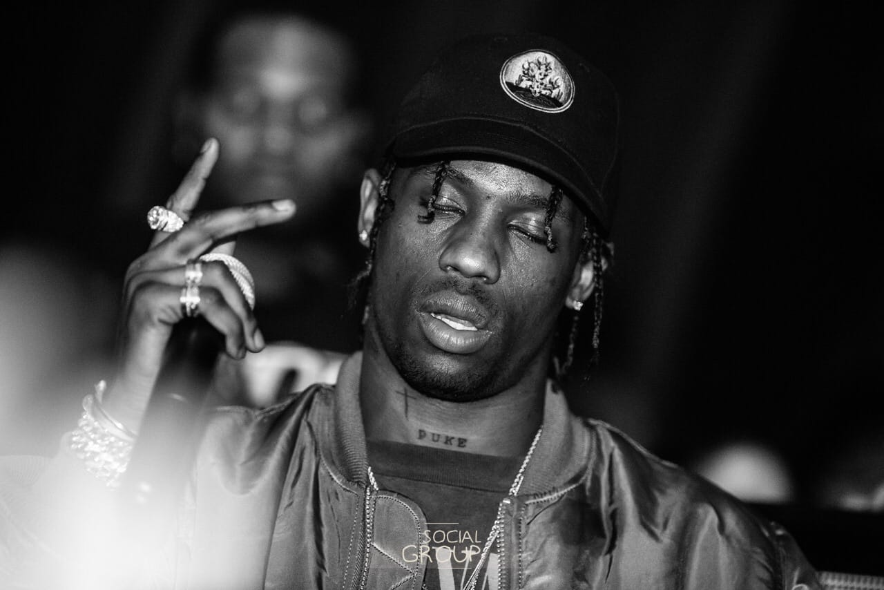 image Travis Scott article 3 titres inédits 2017