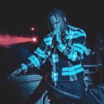image Travis Scott article joue Goosebumps 15 fois