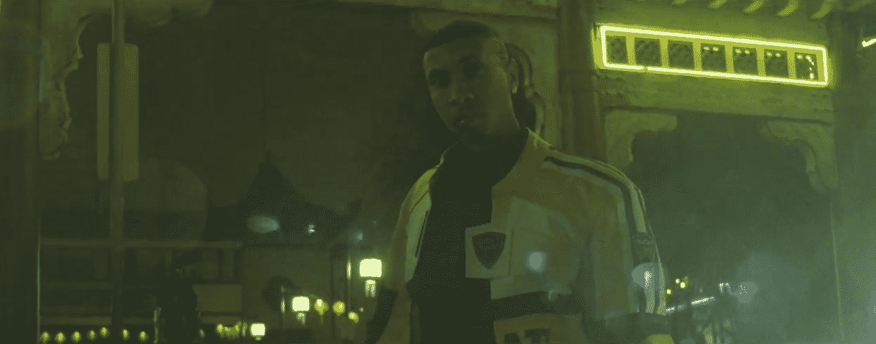 image Tyga du clip Eyes Closed