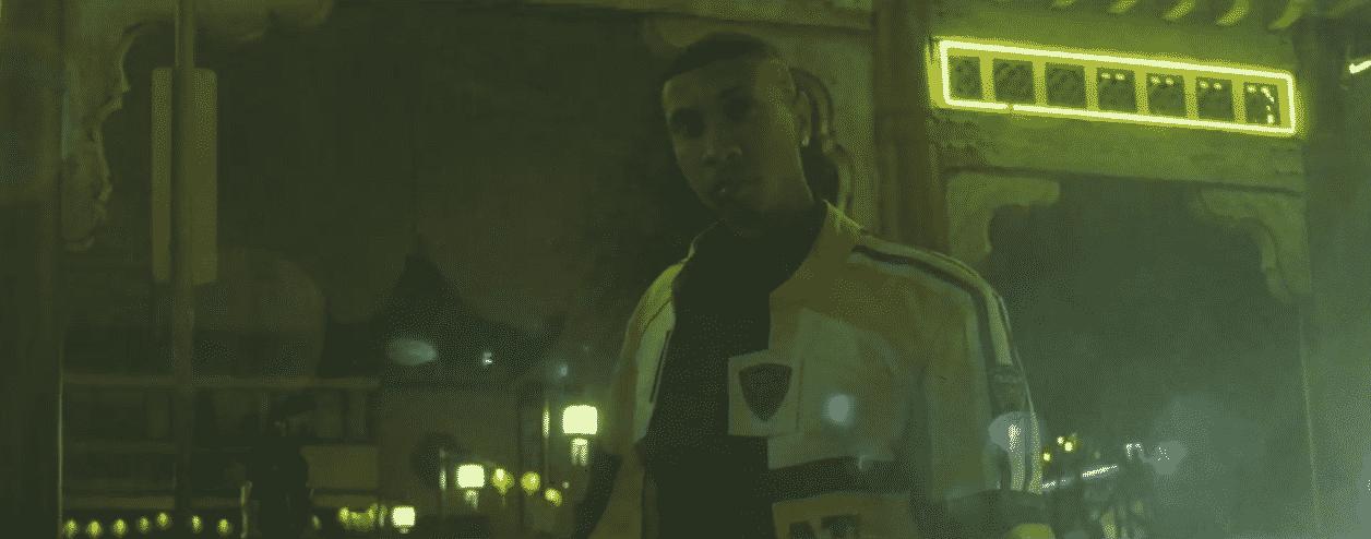 image Tyga du clip Eyes Closed