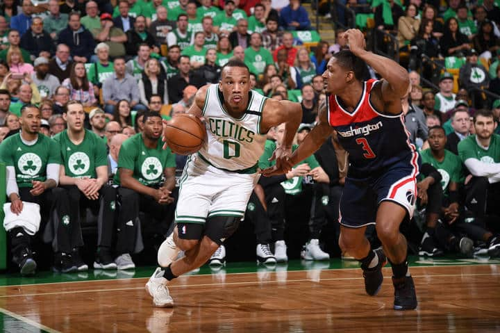 image avery bradley boston vs washington game 5 2017