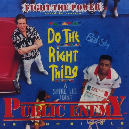 image cover OST Public Enemy Fight The Power