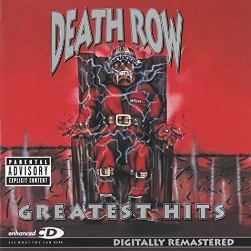 image cover album Greatest Hits du label Death Row Records