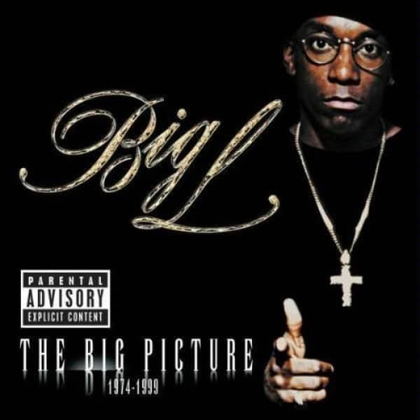 image cover album The Big Picture de Big L