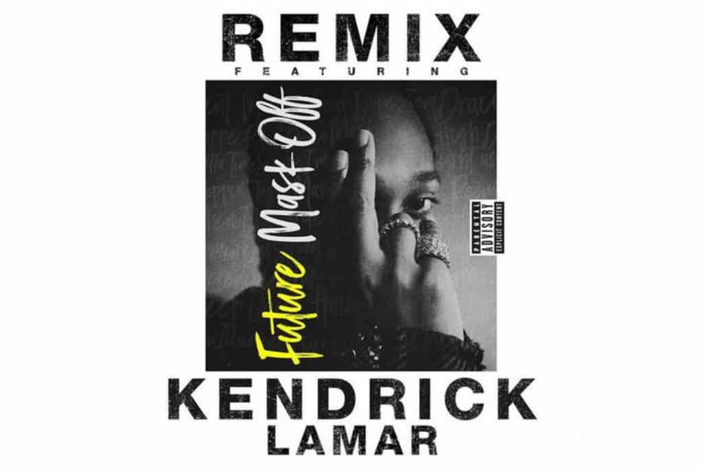 image cover remix Mask Off Future feat Kendrick Lamar