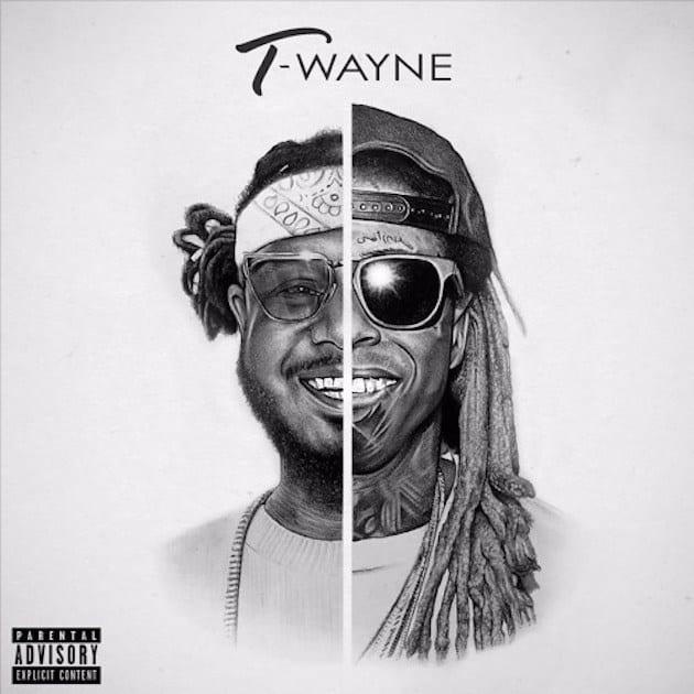 image cover tpain lil wayne album 2017