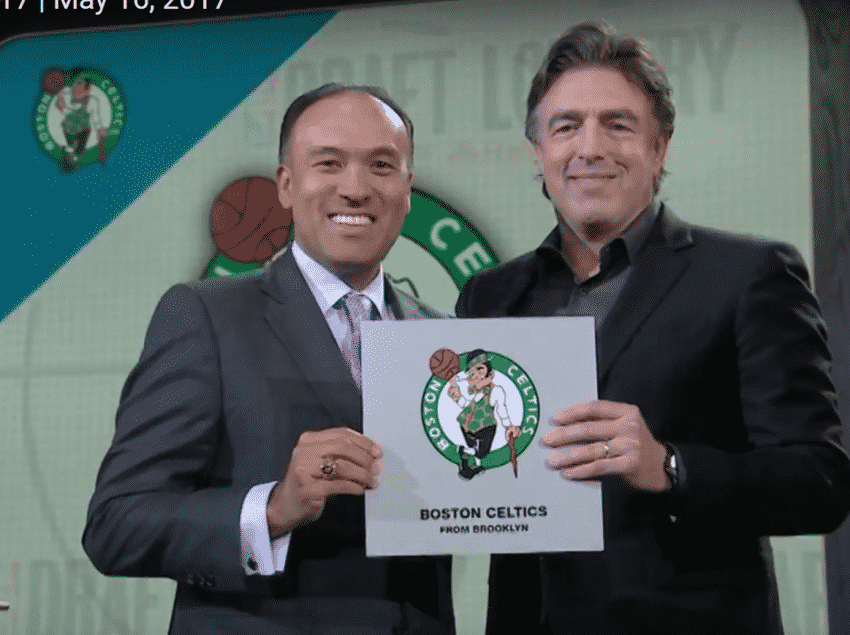 image draft 2017 lottery boston celtics