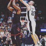 Les Spurs victorieux sur un contre au buzzer de la prolongation !
