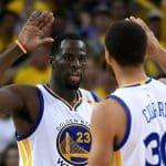 Les Warriors renversent San Antonio grâce à Curry sur un nuage (40pts)