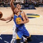 Golden State sweepe tranquillement le Jazz