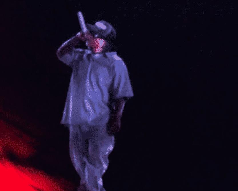 image hologramme Eazy E