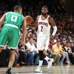 Irving (42pts) et les Cavs viennent à bout d'un Boston tenace