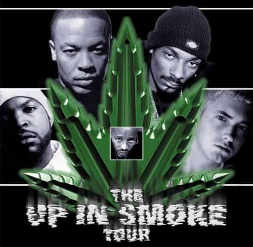 image logo The Up In Smoke Tour