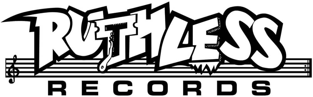 image logo label Ruthless Records