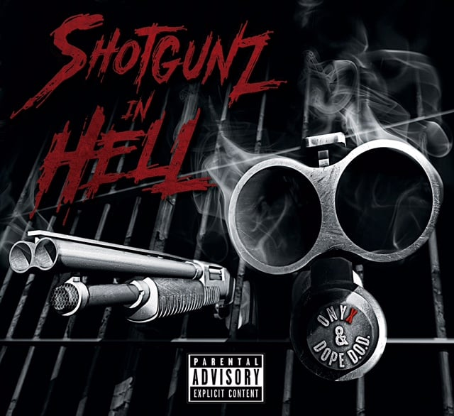 image onyx album shotgunz in hell dope dod