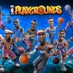 NBA Playgrounds, le nouveau jeu vidéo NBA arcade est disponible !