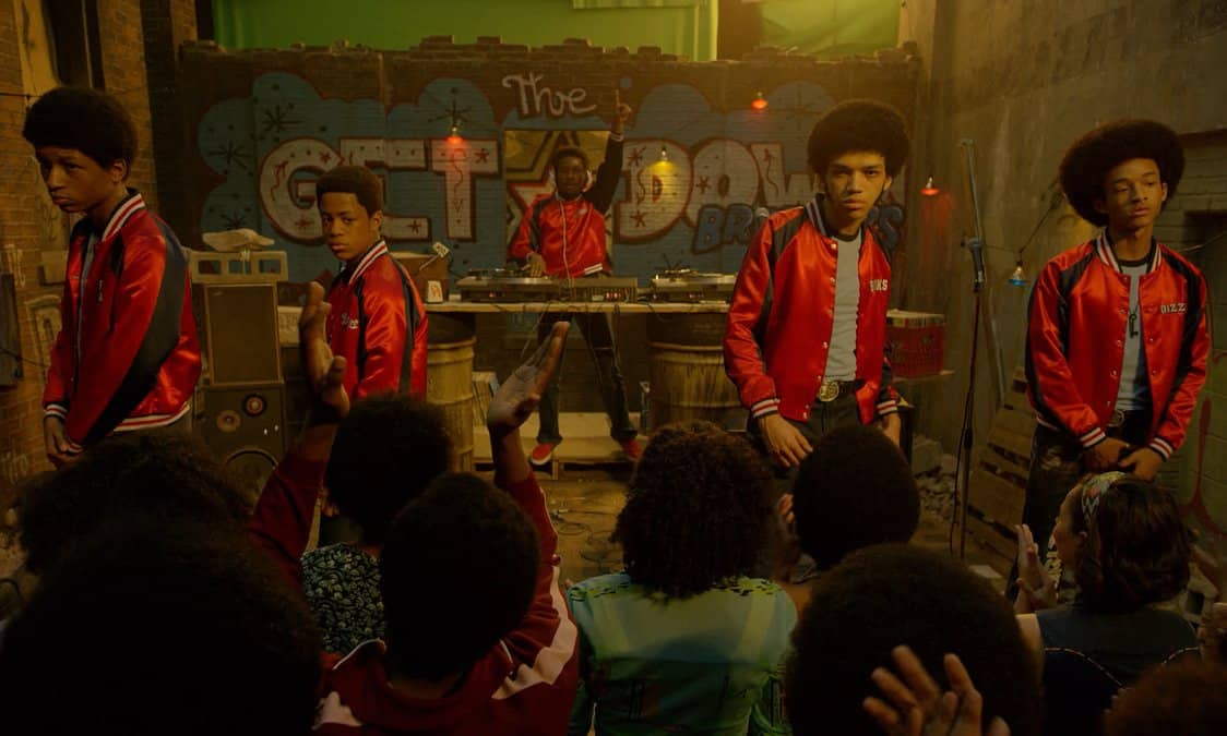 image série The Get Down
