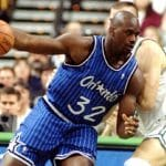 image shaquille o'neal orlando magic young