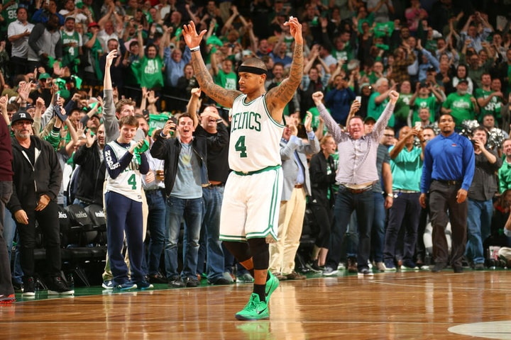 image Washington Wizards v Boston Celtics Game 2 2017