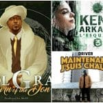 Les sorties d'albums du jour : Keny Arkana, Kool G Rap et Driver